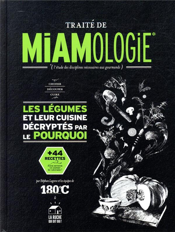 TRAITE DE MIAMOLOGIE LEGUMES LAGORCE, STEPHAN Thermostat 6